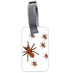 Nature Insect Natural Wildlife Luggage Tags (two Sides)