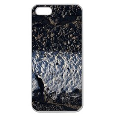Asphalt Road  Apple Seamless Iphone 5 Case (clear)