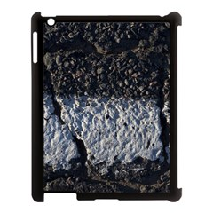Asphalt Road  Apple Ipad 3/4 Case (black) by rsooll