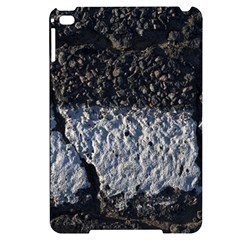 Asphalt Road  Apple Ipad Mini 4 Black Frosting Case by rsooll