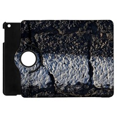 Asphalt Road  Apple Ipad Mini Flip 360 Case by rsooll