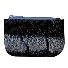 Asphalt Road  Large Coin Purse by rsooll