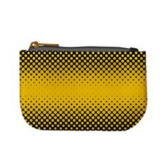 Dot Halftone Pattern Vector Mini Coin Purse