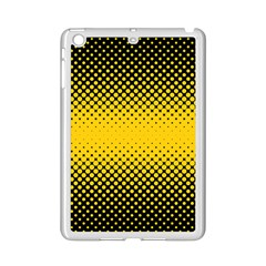 Dot Halftone Pattern Vector Ipad Mini 2 Enamel Coated Cases