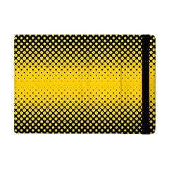 Dot Halftone Pattern Vector Ipad Mini 2 Flip Cases