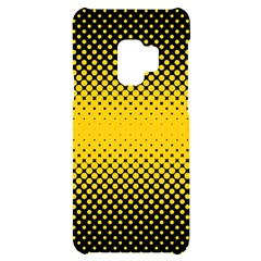 Dot Halftone Pattern Vector Samsung S9 Frosting Case