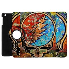 Grateful Dead Rock Band Apple Ipad Mini Flip 360 Case
