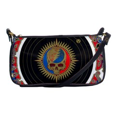 The Grateful Dead Shoulder Clutch Bag