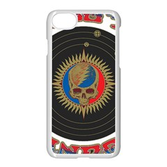 The Grateful Dead Iphone 8 Seamless Case (white) by Sudhe