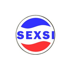 Sexsi Sexy Logo Hat Clip Ball Marker (10 Pack) by Sudhe