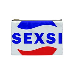 Sexsi Sexy Logo Cosmetic Bag (medium)