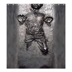 Han Solo Shower Curtain 66  X 72  (large)
