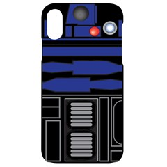 R2 Series Astromech Droid Iphone Xr Black Frosting Case