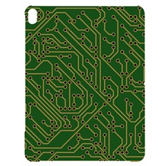 Circuit Board Electronics Draft Apple Ipad Pro 10 5   Black Frosting Case
