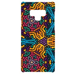 Grubby Colors Kaleidoscope Pattern Samsung Note 9 Frosting Case