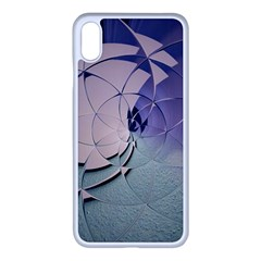 Digital Art Art Artwork Abstract Iphone Xs Max Seamless Case (white)