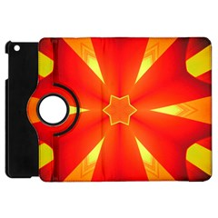Digital Art Art Artwork Abstract Apple Ipad Mini Flip 360 Case