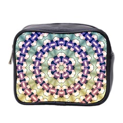Digital Art Art Artwork Abstract Mini Toiletries Bag (two Sides)