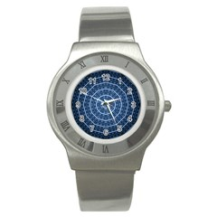 Digital Art Art Artwork Abstract Stainless Steel Watch