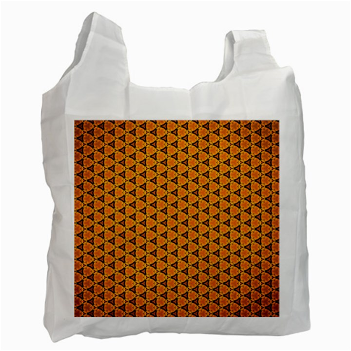 Digital Art Art Artwork Abstract Recycle Bag (One Side)