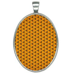 Digital Art Art Artwork Abstract Oval Necklace