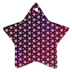 Texture Background Pattern Ornament (star)