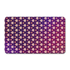 Texture Background Pattern Magnet (rectangular)