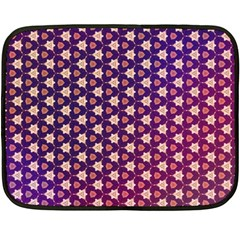 Texture Background Pattern Fleece Blanket (mini)