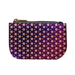 Texture Background Pattern Mini Coin Purse
