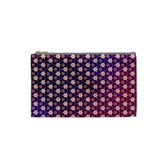 Texture Background Pattern Cosmetic Bag (small)
