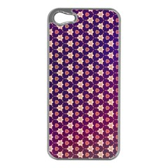 Texture Background Pattern Iphone 5 Case (silver)