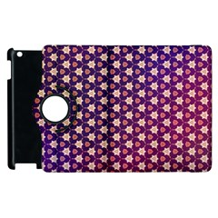 Texture Background Pattern Apple Ipad 2 Flip 360 Case