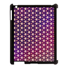 Texture Background Pattern Apple Ipad 3/4 Case (black)