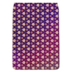 Texture Background Pattern Removable Flap Cover (s)