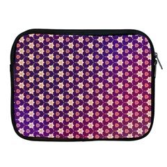 Texture Background Pattern Apple Ipad 2/3/4 Zipper Cases