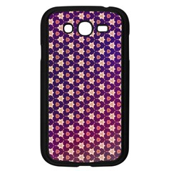 Texture Background Pattern Samsung Galaxy Grand Duos I9082 Case (black)