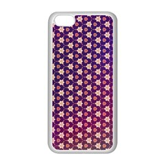 Texture Background Pattern Iphone 5c Seamless Case (white)