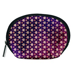 Texture Background Pattern Accessory Pouch (medium)