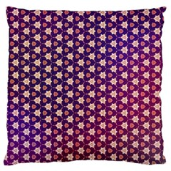 Texture Background Pattern Large Flano Cushion Case (two Sides)
