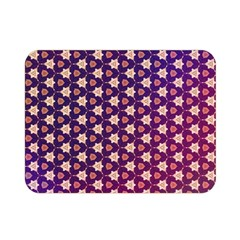 Texture Background Pattern Double Sided Flano Blanket (mini)
