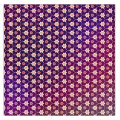 Texture Background Pattern Large Satin Scarf (square)