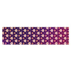 Texture Background Pattern Satin Scarf (oblong)