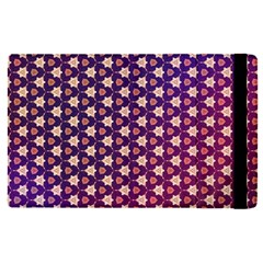 Texture Background Pattern Apple Ipad Pro 9 7   Flip Case