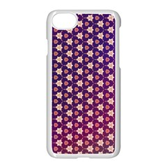 Texture Background Pattern Iphone 8 Seamless Case (white)