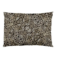 Cyber Punk Pattern Design Pillow Case (two Sides)