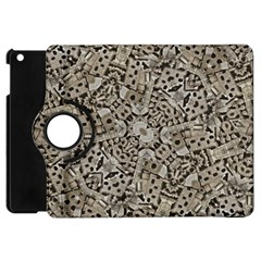 Cyber Punk Pattern Design Apple Ipad Mini Flip 360 Case