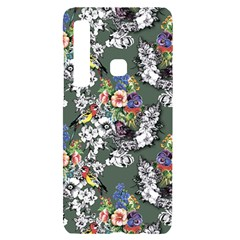 Vintage flowers and birds pattern Samsung A9 Frosting Case