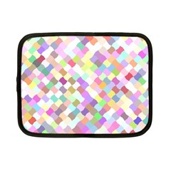 Mosaic Colorful Pattern Geometric Netbook Case (small)