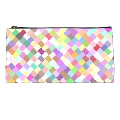Mosaic Colorful Pattern Geometric Pencil Cases