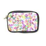 Mosaic Colorful Pattern Geometric Coin Purse Front